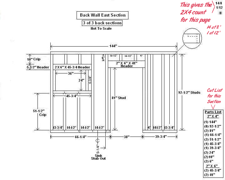 Material list for garage home design inspiration for House plans with material list